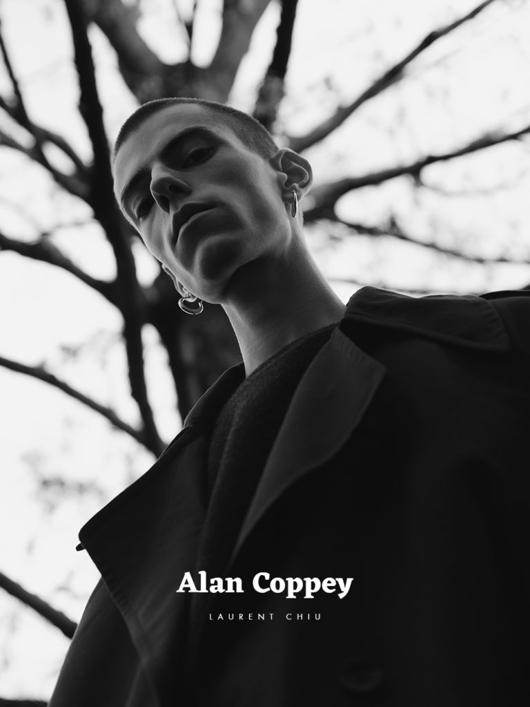 Alan Coppey for One Wave Management. Photo by Laurent Chiu.