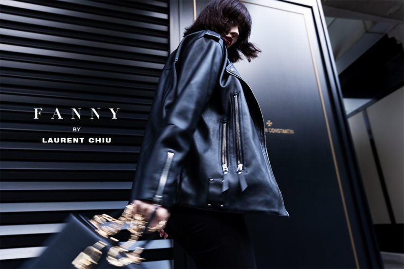 Fanny for JH Modelscouting. Photo by Laurent Chiu